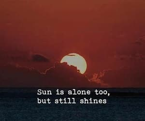 sun, shine, and quotes image