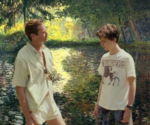 monet, oliver, and armie hammer image