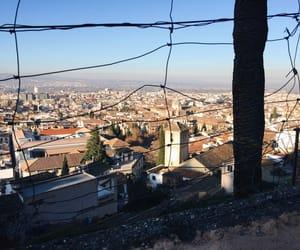 Alhambra, beautiful, and city image
