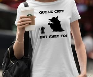 cafe, starwars, and humour image