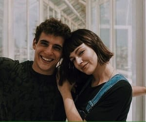 la casa de papel, couple, and rio image