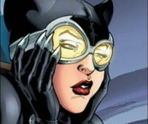 catwoman, comic, and comics image