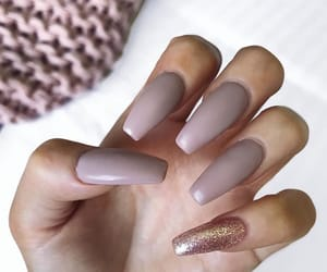 gray, girly inspiration, and nails goals image