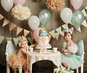 cute, party, and birthday image