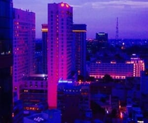 purple, city, and header image