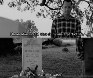 forrest gump, quotes, and sad image