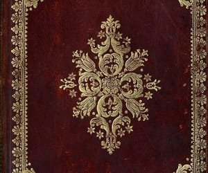 book, old, and cover image