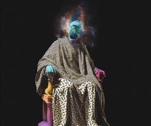 art, sorcier, and colors image