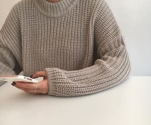 aesthetic, sweater, and minimalism image
