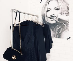 black, clothes, and classy image