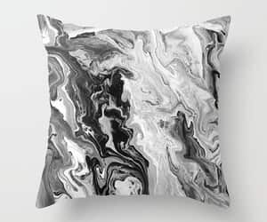 black and white, dorm room, and etsy image
