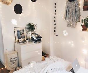 aesthetics, chill, and fairy lights image