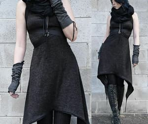 Chica, negra, and vestido image