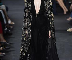 fashion, elie saab, and runway image