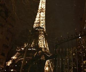 france, me, and night image