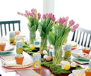 inspiration, diy home decor, and spring decor image