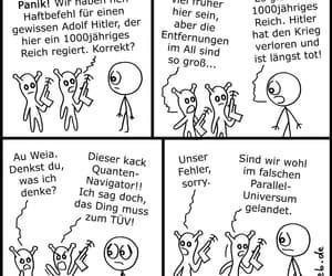 comic, polizei, and zeichnung image