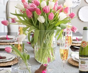 inspiration, spring decor, and spring ideas image
