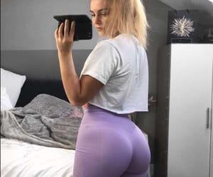 ass, body, and gilr image