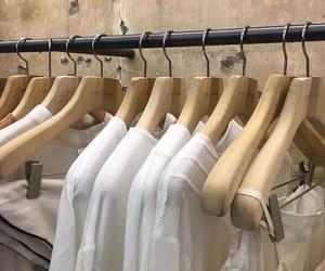 closet, interior, and minimalism image