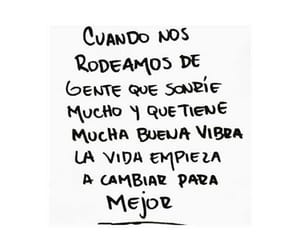 black and white, frases, and love image