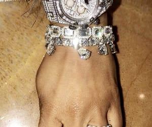 bracelet, diamond, and engagement image