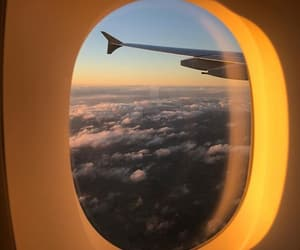 sky and traveling image
