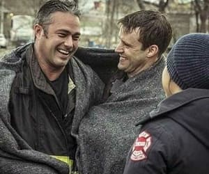 chicago fire, jesse spencer, and eyecandy image