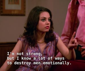 destroy, Mila Kunis, and quotes image