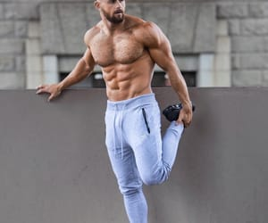 abs, fashion blogger, and fitness image