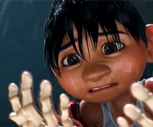 coco, gif, and pixar image