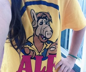 alf, cool, and fashion image