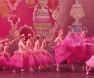 ballerinas, ballet, and gif image