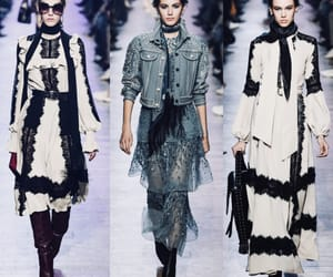 elie, fall winter, and paris fashion week image