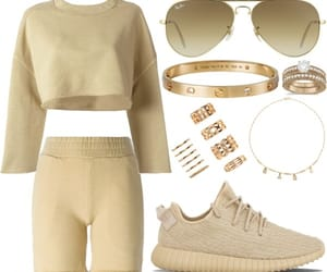 adidas, cartier, and outfit image