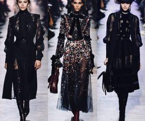 elie, fashion week, and paris image