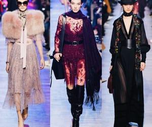 elie, paris fashion week, and rtw image