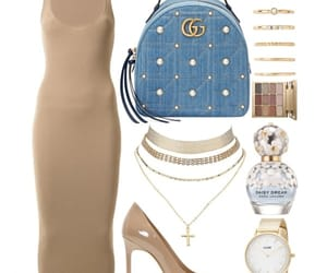 gucci, marc jacobs, and outfit image