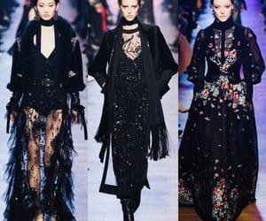 elie saab, fall winter, and fashion week image