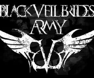 black veil brides, bvb, and bvb army image