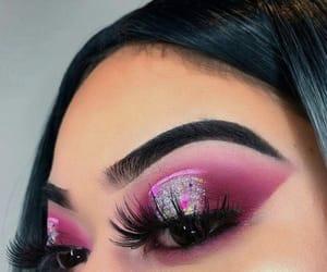 eyes, inspiration, and make-up image