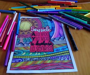colores, mandala, and motivation image