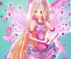 flora, winxclub, and newtransformation image