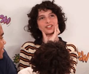 gif, it, and finn wolfhard image