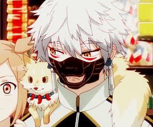 anime, gif, and touken ranbu image