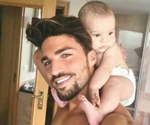 baby cute love hot daddy image