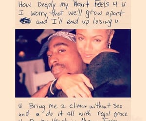 2pac, friendship, and love image