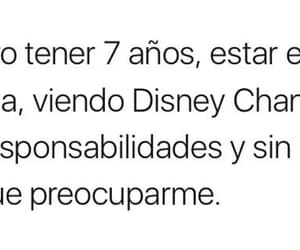 disney, frases, and infancia image