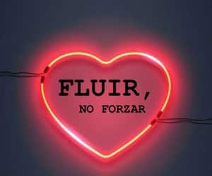 fluir and love image