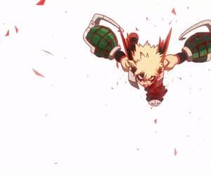 anime boy, boku no hero academia, and bakugou katsuki image